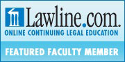 Lawline.com Featured Faculty Member Certification